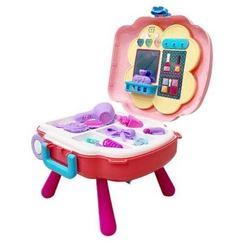 Купить Туалетный столик everflo Beauty Set (HS0411024), Играем в салон красоты