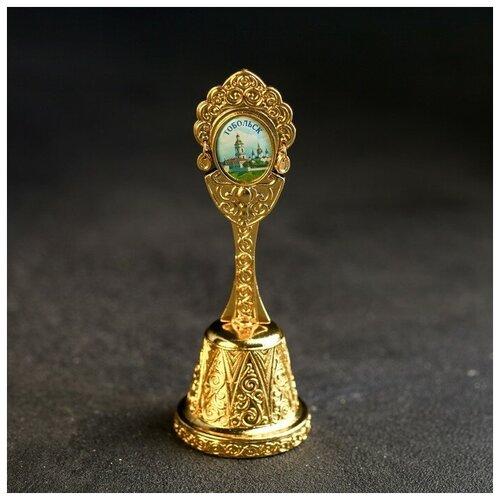 Колокольчик в форме кокошника «Тобольск» (Кремль), 11,8 х 4,2 см 4174830