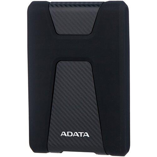 Фото - Внешний HDD ADATA DashDrive Durable HD650 2 TB, черный внешний hdd adata dashdrive durable hd650 2 tb черный