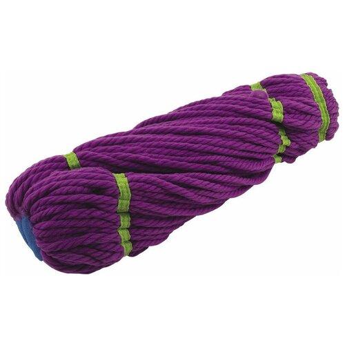 Насадка Рыжий кот Твист MopM11-Н (310368), зеленый / фиолетовый