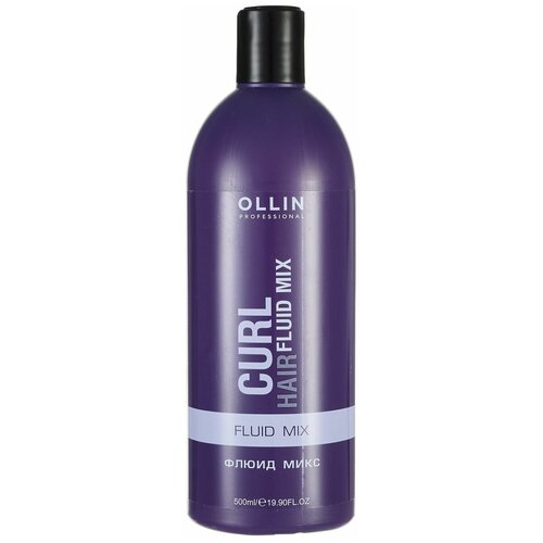 OLLIN Professional Curl Hair Fluid Mix Флюид, 500 мл