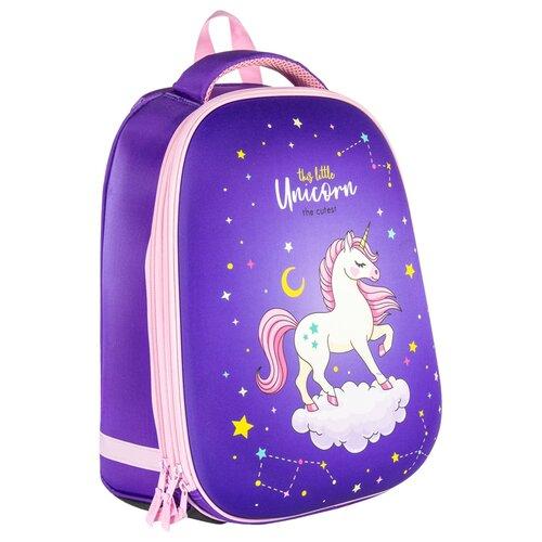 Фото - ArtSpace Ранец School Friend Unicorn (Uni_17674), фиолетовый artspace ранец school friend super cool синий