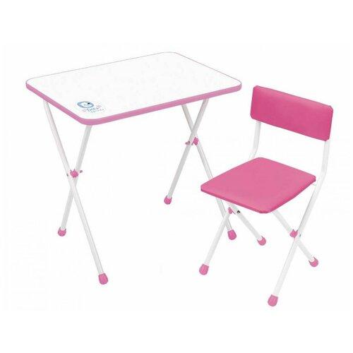Комплект складной детской мебели Умка фантазер, возраст 3-7 лет