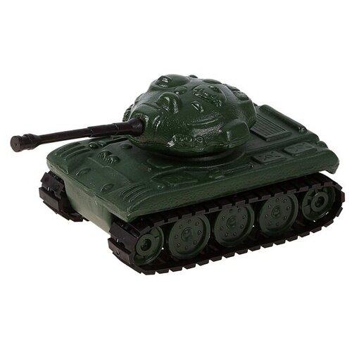 Танк Форма Патриот танк (С-103-Ф), 13 см, зеленый, Машинки и техника  - купить со скидкой