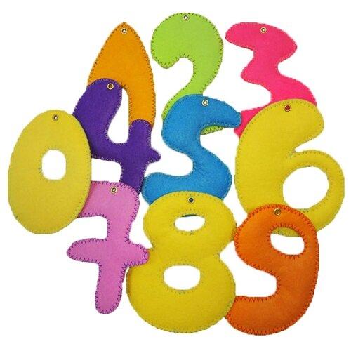 Купить Набор цифр Santa Lucia Цифры 3031, Обучающие материалы и авторские методики