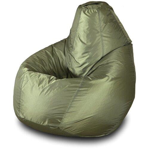 Фото - Пазитифчик кресло-груша однотонная 04 хаки оксфорд пазитифчик кресло груша однотонная 01 хаки оксфорд