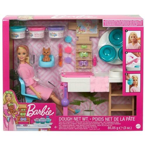 Фото - Игровой набор Mattel Barbie набор СПА набор игровой barbie оздоровительный спа центр gjr84