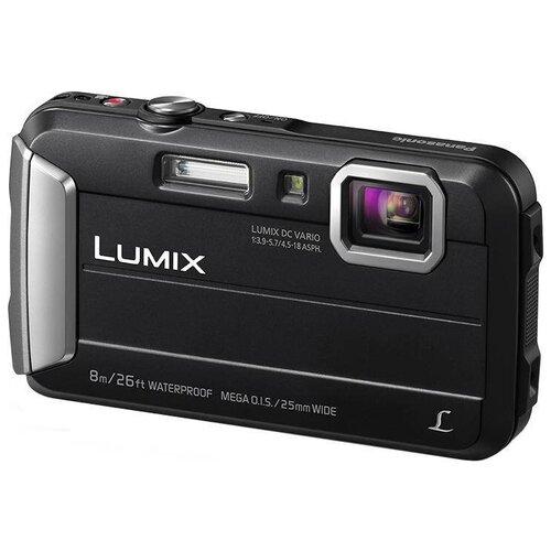 Фотоаппарат Panasonic Lumix DMC-FT30 черный
