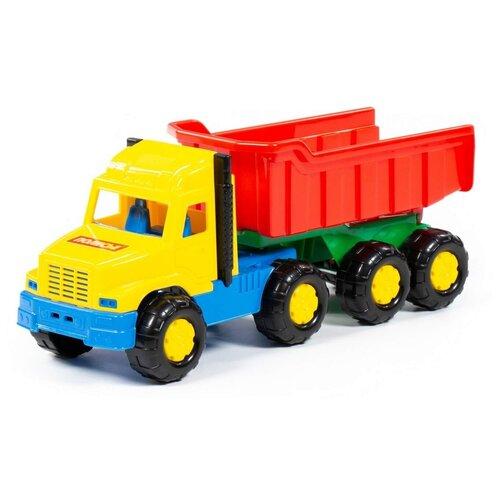 грузовик полесье 1657 41 см Грузовик Полесье Фаворит (4208), 29 см