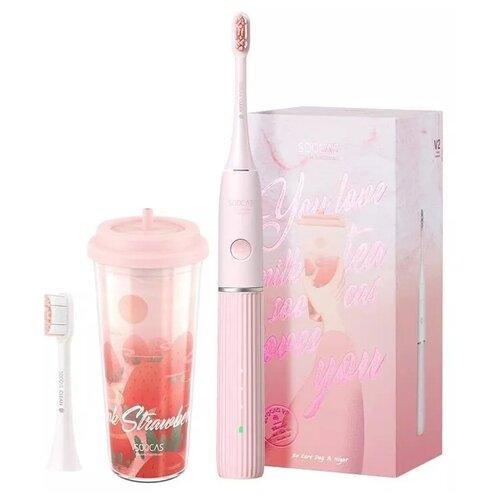 Зубная щетка Xiaomi Soocas Pink (V2)