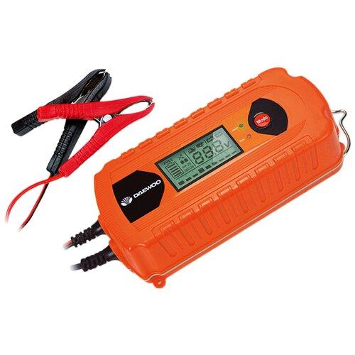 Фото - Зарядное устройство Daewoo Power Products DW 800 оранжевый пылесос автомобильный daewoo power products davc100 черный оранжевый