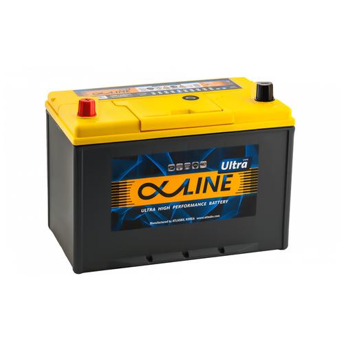 Автомобильный аккумулятор AlphaLine Ultra 105 Ач (UMF135D31R)
