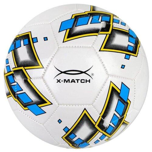 Мяч футбольный X-Match 1 слой PVC (56484)