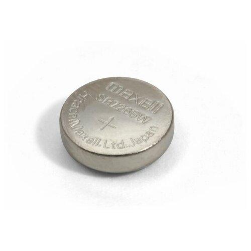 Фото - Батарейка оксид-серебряная MAXELL SR726 SW (397, SR59, G2) батарейка maxell sr 621sw 1 шт