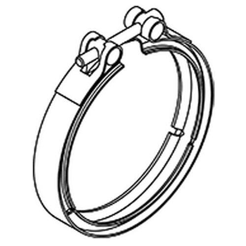 Хомут глушителя Dinex 8AL016