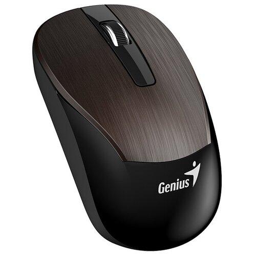 Беспроводная мышь Genius ECO-8015, шоколадный