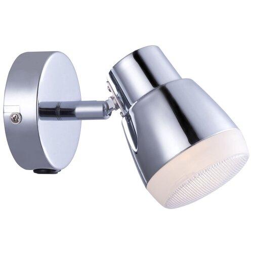 Фото - Бра Arte Lamp Cuffia A5621AP-1CC, с выключателем, 5 Вт бра arte lamp serenata a3479ap 1cc с выключателем 40 вт