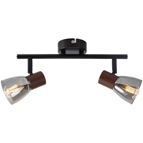Фото - Настенно-потолочный светильник Toplight Lavinia TL1233Y-02BB, E14, 80 Вт светильник без эпра toplight sharyl tl3720y 03bb 48 х 16 см e14