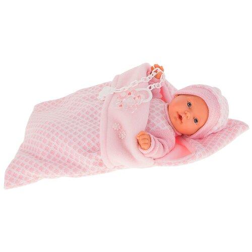 Фото - Кукла Antonio Juan Мерсе в розовом в конверте, 27 см, 1115Р кукла antonio juan антония в розовом 40 см 3376p