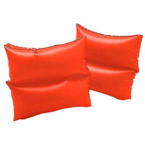Фото - Нарукавники для плавания Intex 59640, красный круги и нарукавники для плавания intex надувной круг русалка