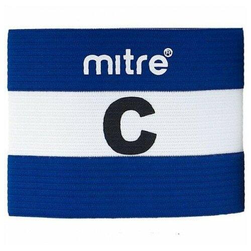 Капитанская повязка Mitre арт. A4029ABP8 капитанская повязка adidas fb capt armband cf1053