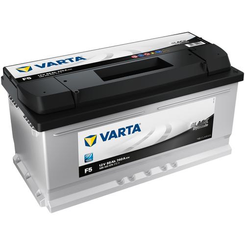 Автомобильный аккумулятор VARTA Black Dynamic F5 (588 403 074)