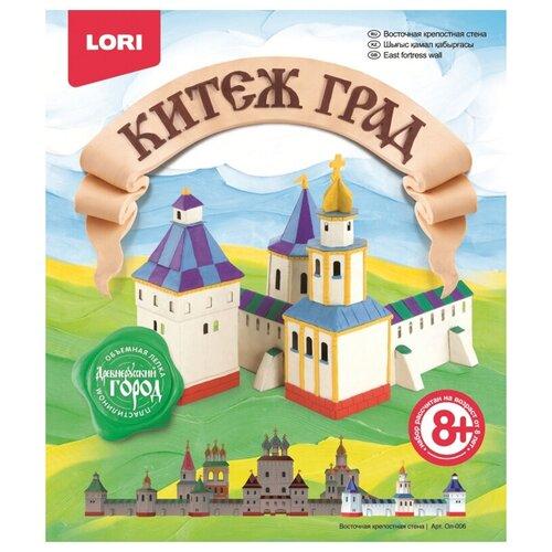 Купить Лепка объёмная. Китеж-град Восточная крепостная стена , LORI, Пластилин и масса для лепки