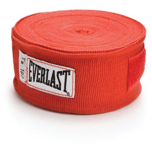 Кистевые бинты Everlast 4456 оранжевый