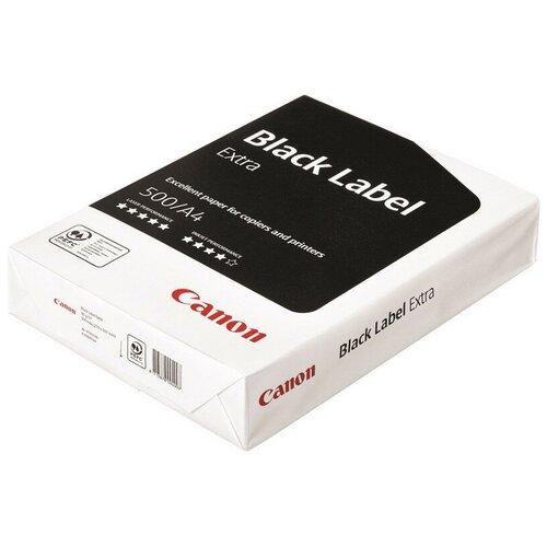Фото - Бумага Canon Black Label Extra (А4, марка В, 80 г/кв.м, 500 л) бумага canon a4 black label extra 80 г м² 500 лист белый