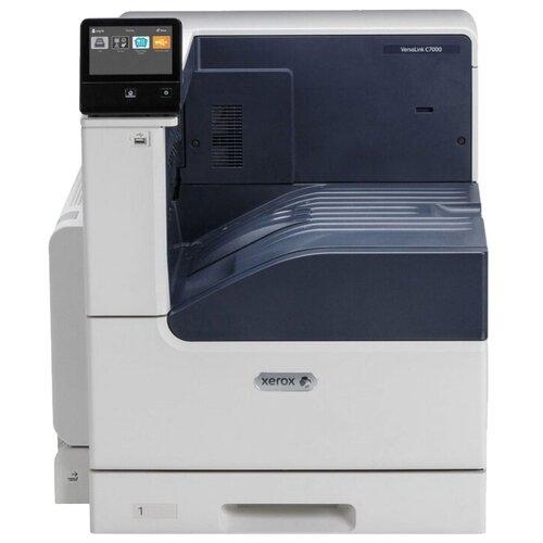 Фото - Принтер Xerox VersaLink C7000DN, белый/серый принтер xerox versalink c7000n белый синий