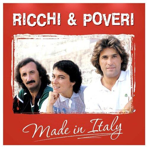 Ricchi e Poveri. Made In Italy (LP) ricchi poveri ricchi poveri reunion 2 lp