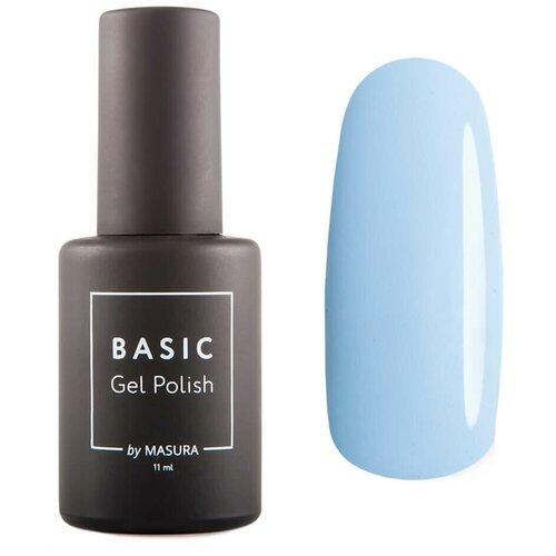 Купить Гель-лак для ногтей Masura Basic, 11 мл, бриз