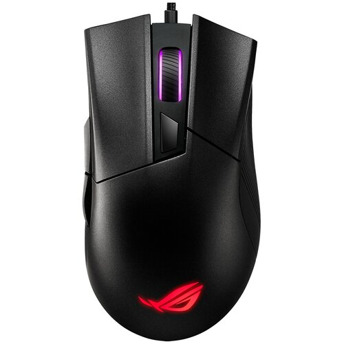 Мышь ASUS ROG Gladius II Core, черный