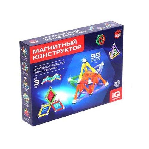 Конструктор UNICON Magical Magnet 1387369 Необычные фигуры
