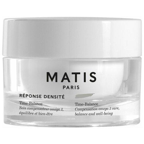 Matis Reponse Densite Time- Balance Компенсирующий бальзам для лица с омега-3, 50 мл