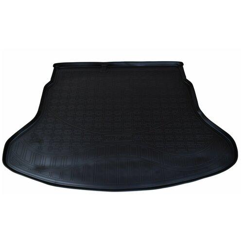 Коврик багажника NorPlast NPA00-T43-504 черный коврик багажника norplast npa00 t43 652 черный