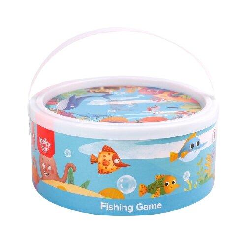 Настольная игра Tooky Toy Fishing Game