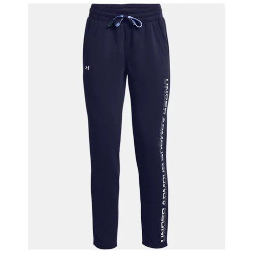 Брюки Under Armour, размер MD, midnight navy / washed blue