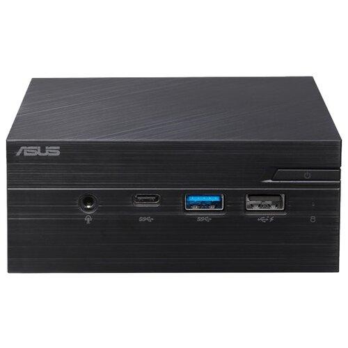 Неттоп ASUS PN60-B7382MD (90MS01D1-M03840) Intel Core i7-8550U/16 ГБ/512 ГБ SSD/Intel UHD Graphics 620/ОС не установлена черный