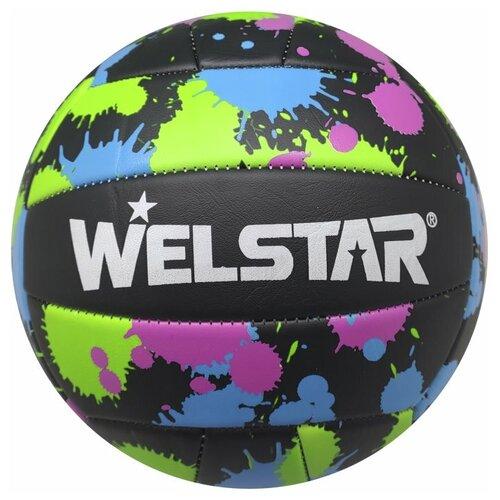 Мяч волейбольный WELSTAR VMPVC4379D р.5