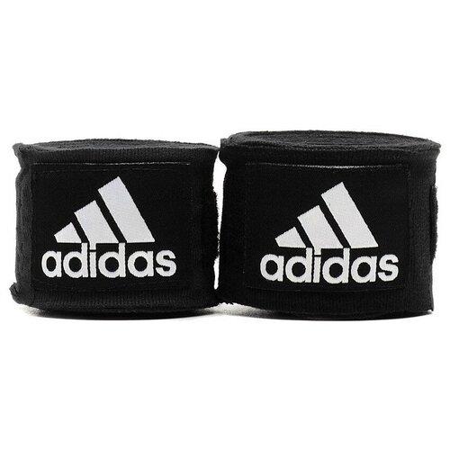 Кистевые бинты adidas Boxing Crepe Bandage 350 см черный