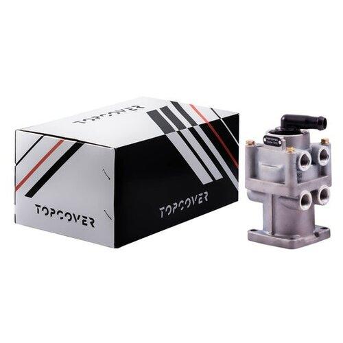 Кран тормозной главный (Производитель: TOPCOVER T03647001)