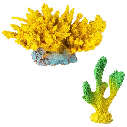 Декорации для оформления аквариума Marvelous Aqva набор, N-55