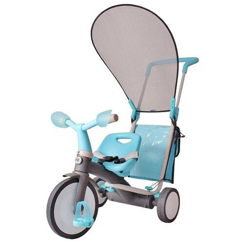 Купить Трехколесный велосипед Italtrike 1705 Evolution голубой, Трехколесные велосипеды