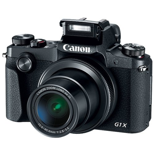 Фотоаппарат Canon PowerShot G1 X Mark III фотоаппарат canon powershot sx730 hs silver