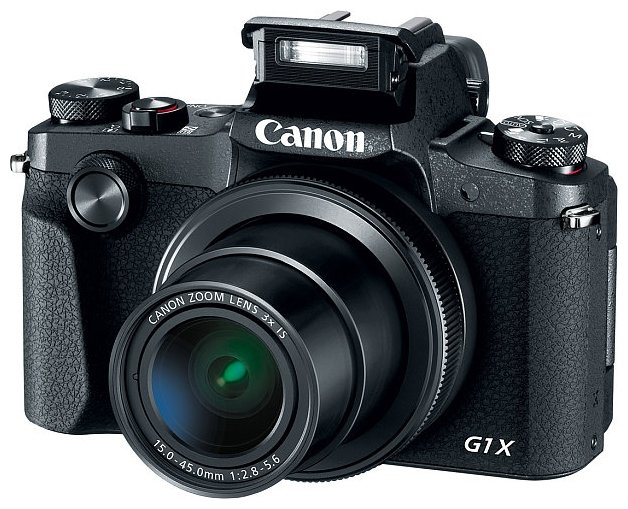 Canon Компактный фотоаппарат Canon PowerShot G1 X Mark III