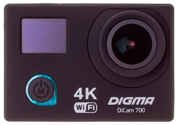 Digma Экшн-камера Digma DiCam 700