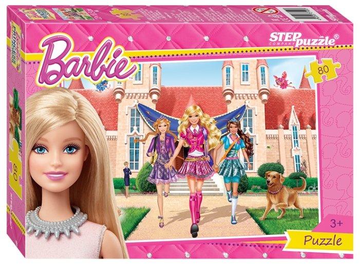 Пазл Step puzzle Mattel (77141) в ассортименте, 80 дет.