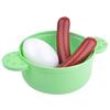 Набор продуктов с посудой Пластмастер Готовим завтрак 22152