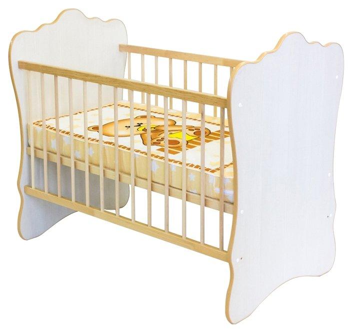 Кроватка Промтекс Колибри Велла 1